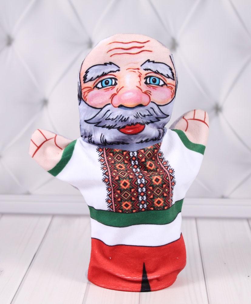 """Кукольный театр """"Би-Ба-Бо"""" Кукла перчатка дедушка"""