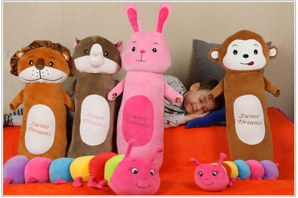 Детские подушки обнимашки