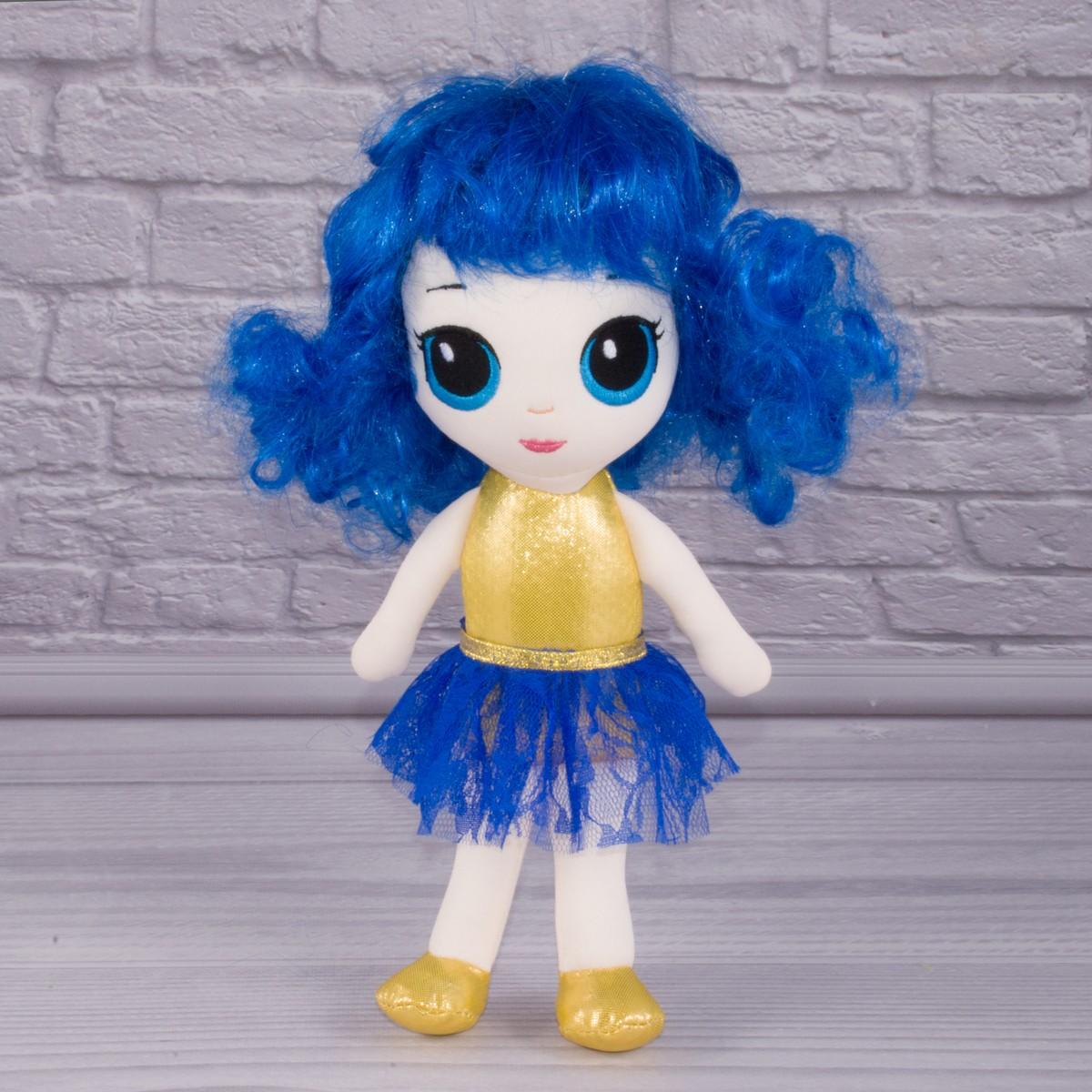 мягконабивные куклы