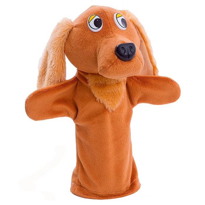 Собачка рукавичка мягкая